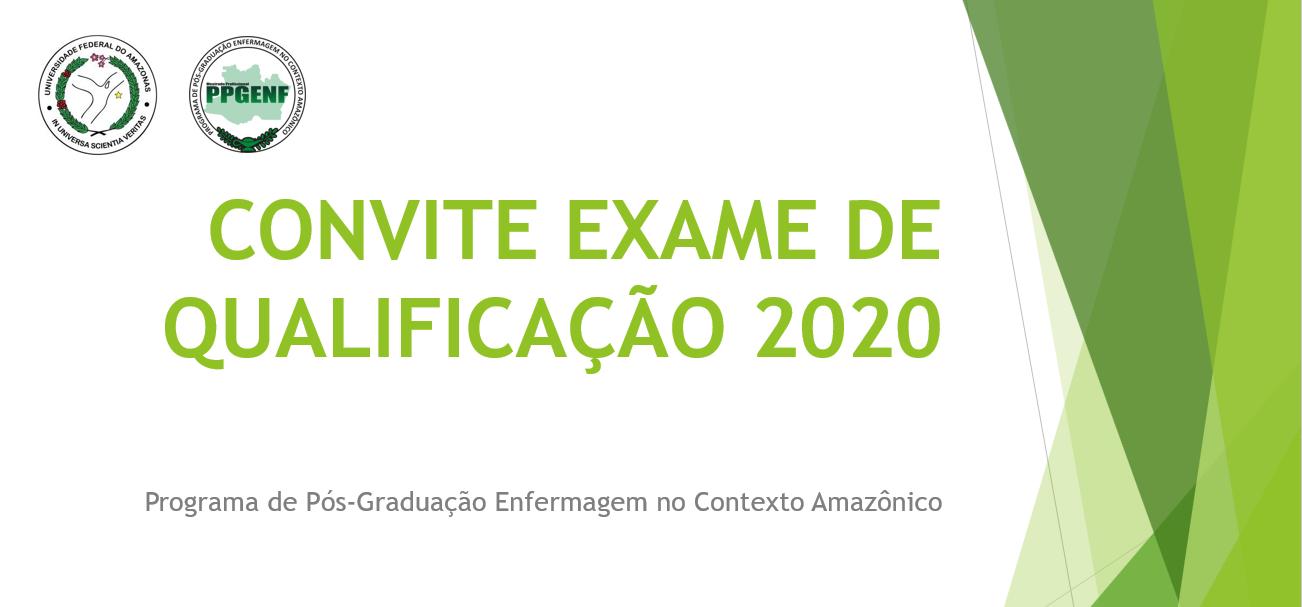 Convite - Qualificação de Defesa 2020