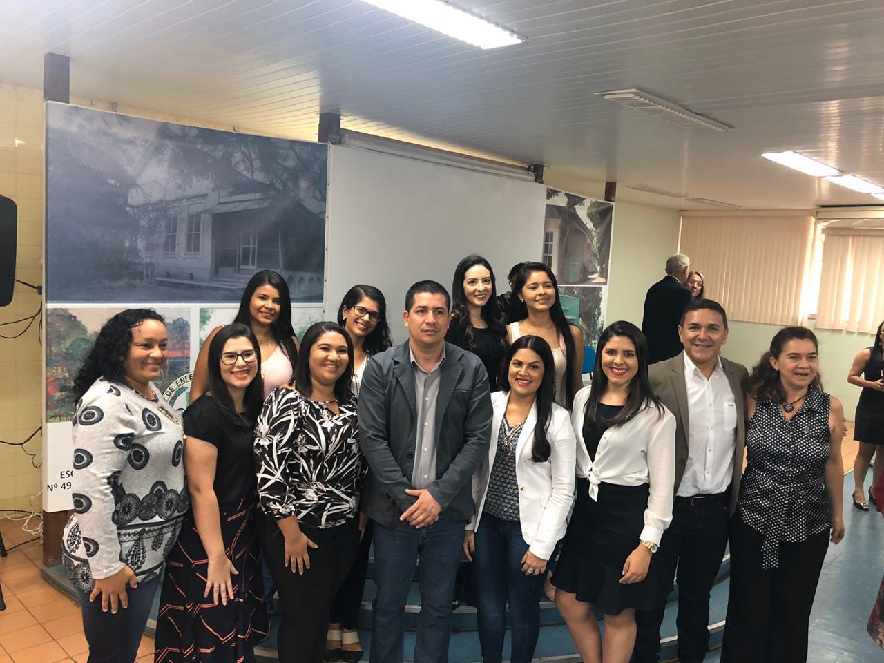 Programa de Pós-graduação Enfermagem no Contexto Amazônico - Mestrado Profissional completa 1 ano